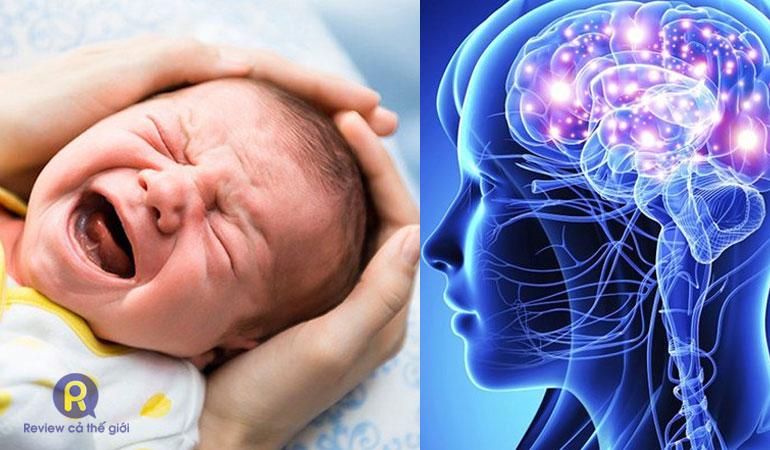 Sốt co giật có ảnh hưởng đến não không