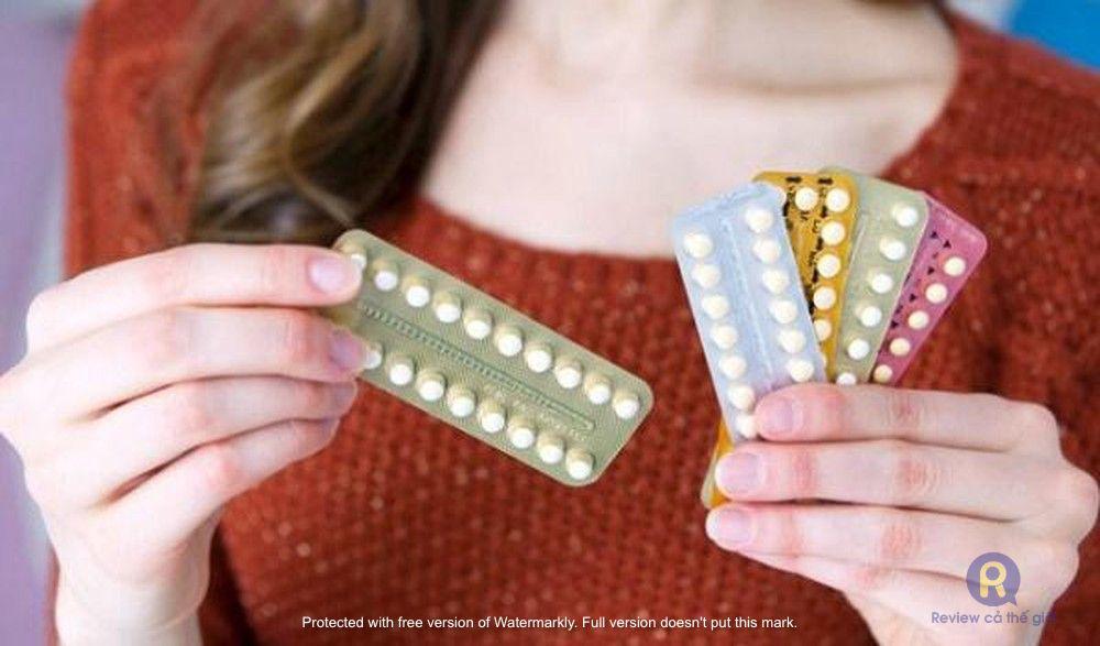 Thuốc ngừa thai cho mẹ sau sinh
