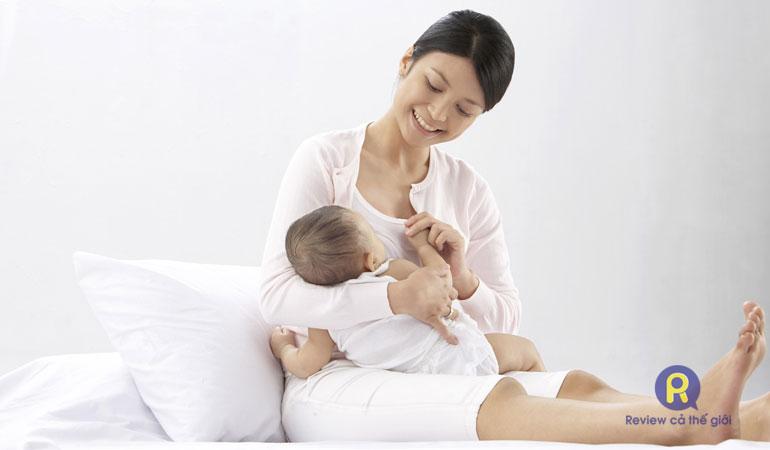 Uống thuốc tránh thai khi đang cho con bú