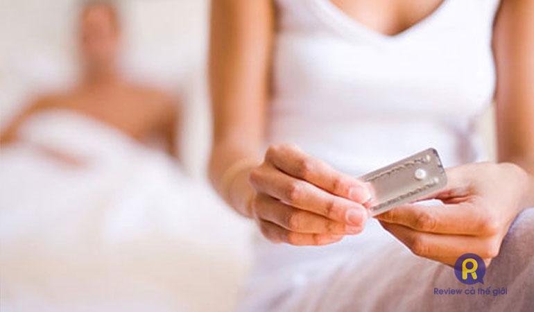 Tác dụng của thuốc ngừa thai