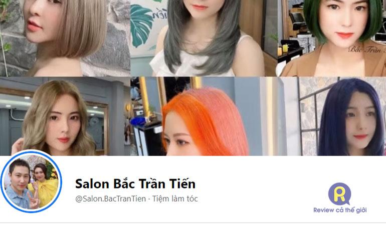 Tiệm tóc Bắc Trần Tiến