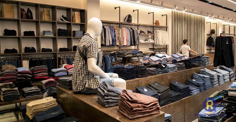 Shop quần áo nam PT200 Cầu Giấy