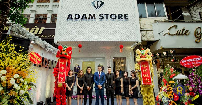 Shop quần áo nam Adam Store Cầu Giấy