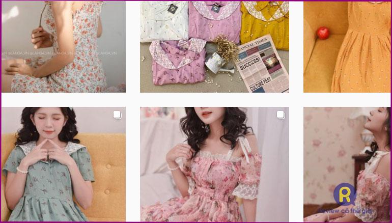 Shop bán đầm Lahoa_vn