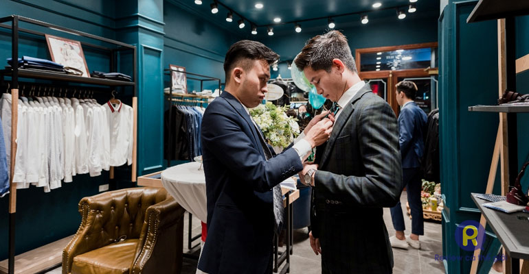 Shop quần áo nam Remmy Cầu Giấy