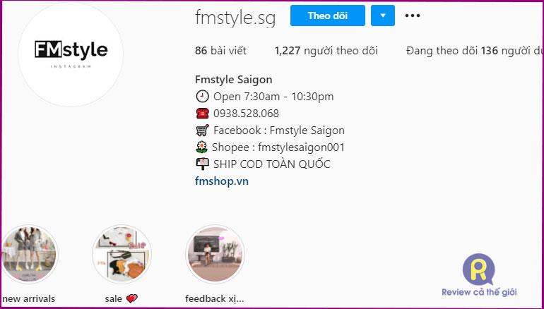 Shop FMstyle