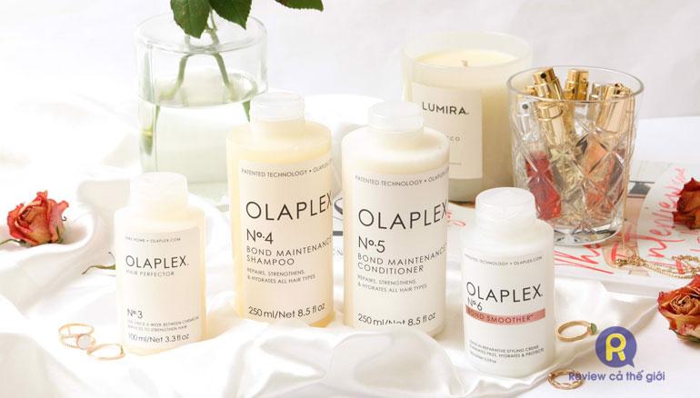 Olaplex- Tinh chất phục hồi tóc được đánh giá cao nhất