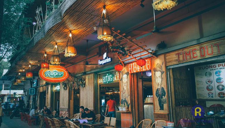 Ruộng Pub & Hub