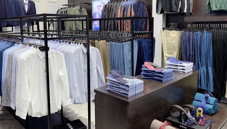 Cửa hàng quần áo nam Owen