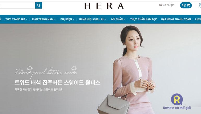 Cửa hàng quần áo Hàn Quốc Hera