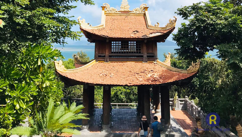 Chùa Vân Sơn Tự, Côn Đảo