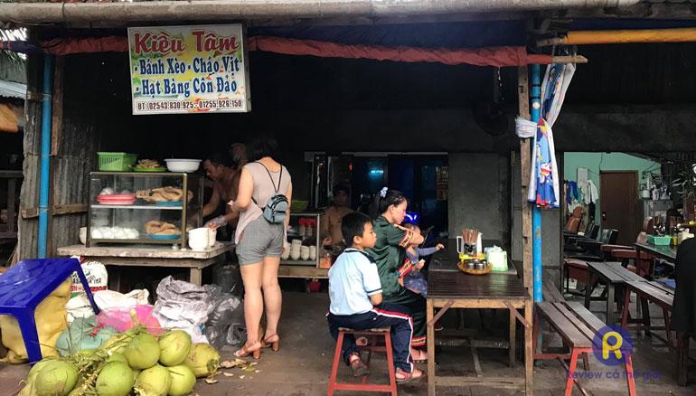 Bánh xèo Kiều Tâm (Côn Đảo)