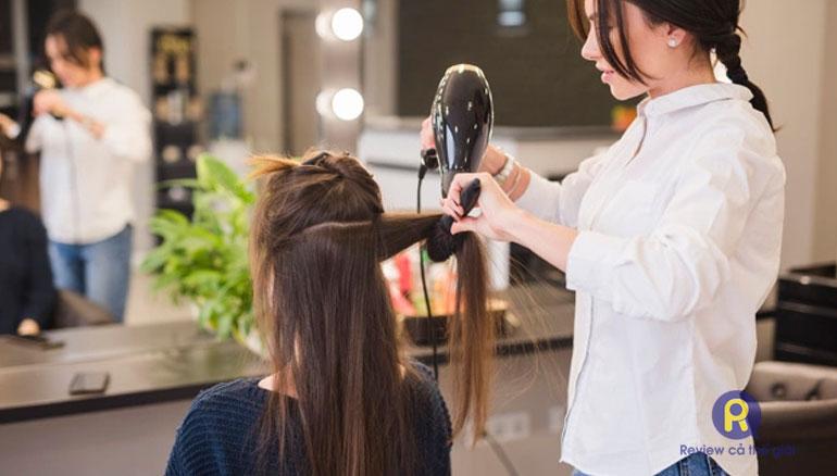 Dịch vụ làm tóc nữ