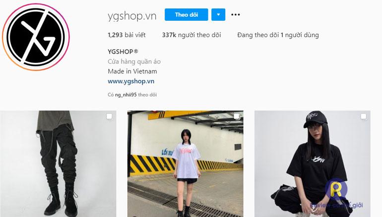 Shop YG