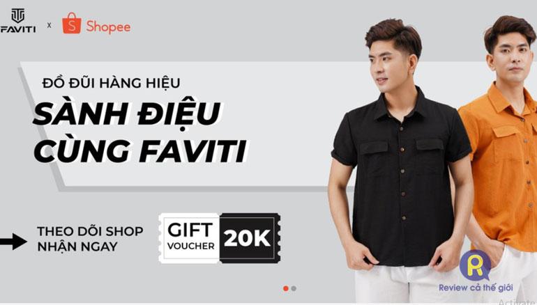 Shop Faviti