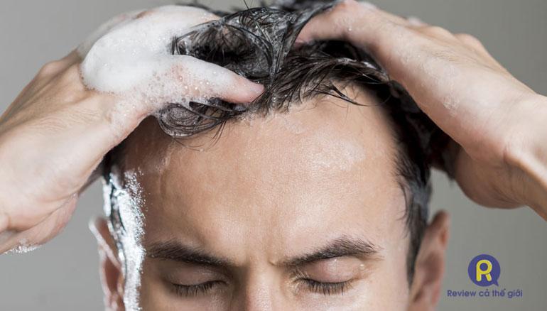 Dầu gội trị nấm da đầu cho nam