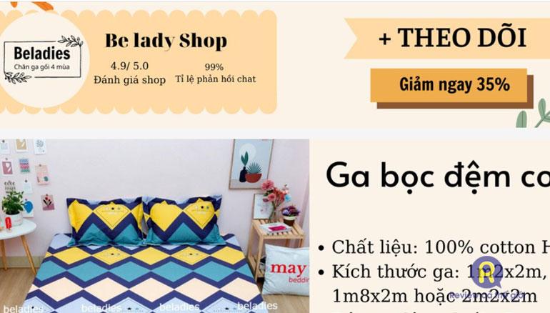 Beladies shop